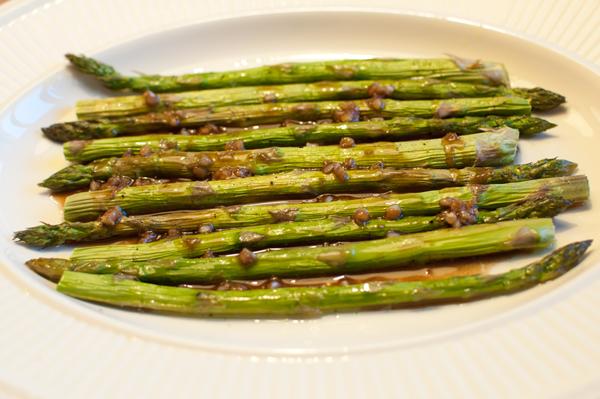 asperges met balsamico
