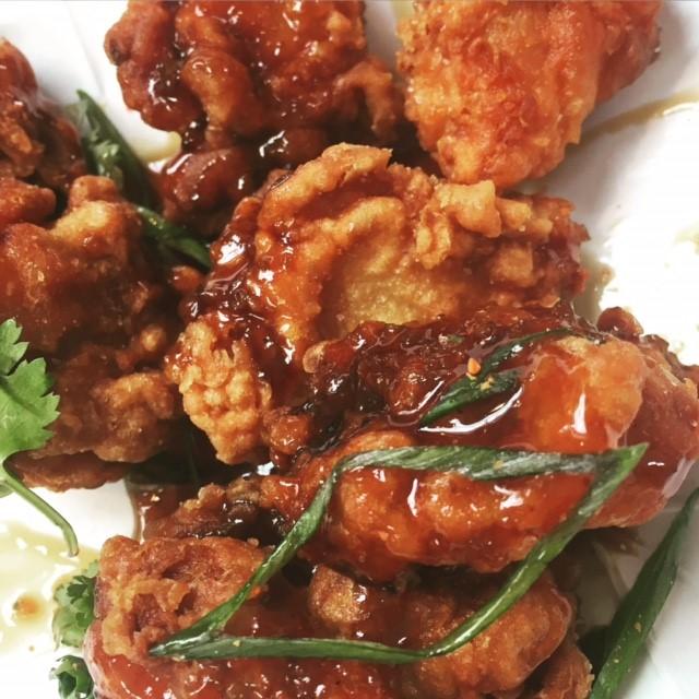 Koreaanse kip