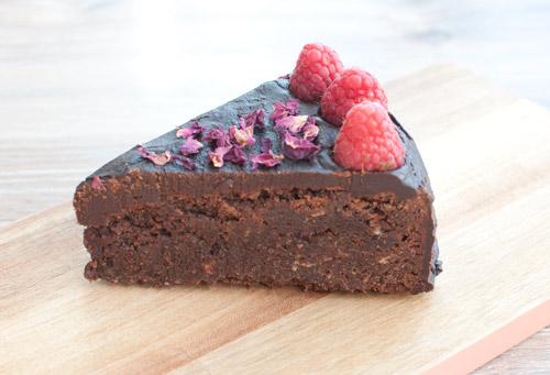 chocolade fudgecake