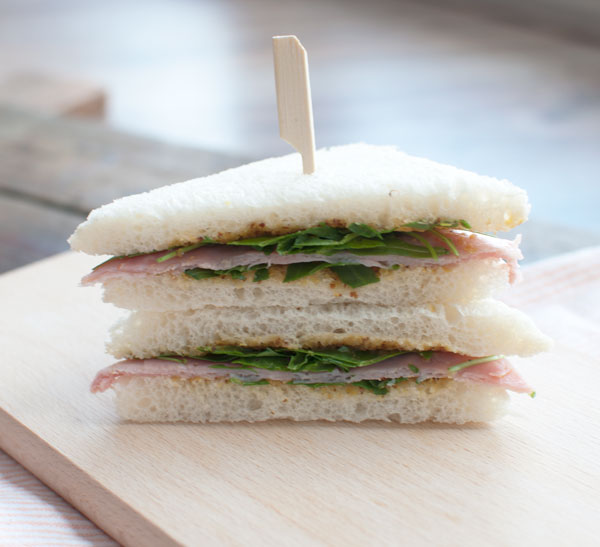 Fabulous Recept: 4 sandwiches voor bij de high tea - Savory Sweets #DG22