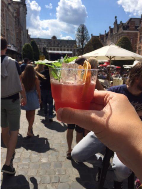 cocktail oude markt