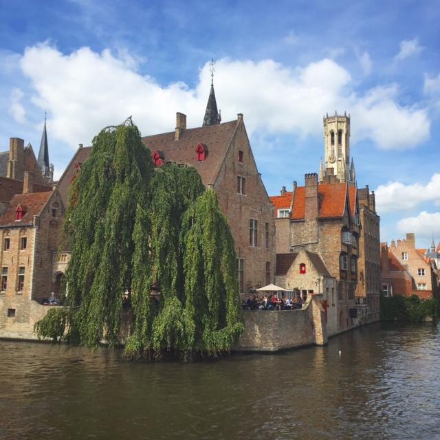 Dagboek van een bourgondiër in Brugge