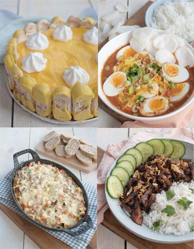 Meest bekeken recepten maart 2018
