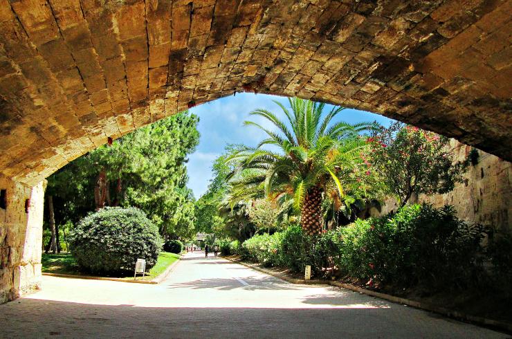 Turis park