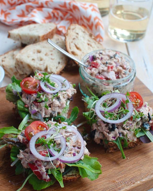 De lekkerste tonijnsalade van de wereld